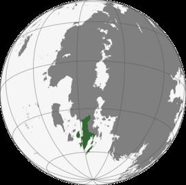 Localização Kawsawsirik