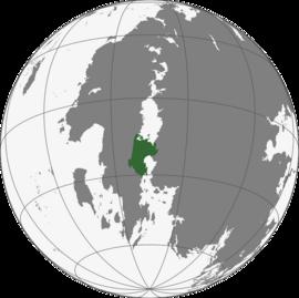 Localização Koñamará