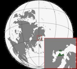 Localização de Saiman