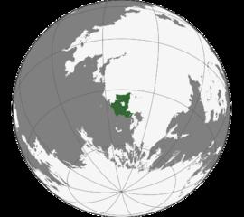 Localização Aubéria/Auberterra