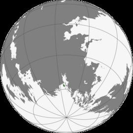 Localização Árainn