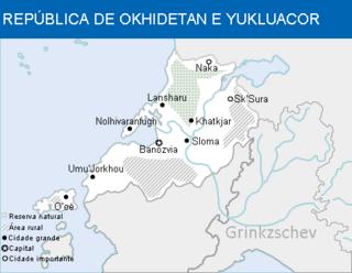 Mapa República de Okhidetan