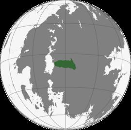 Localização Druzine
